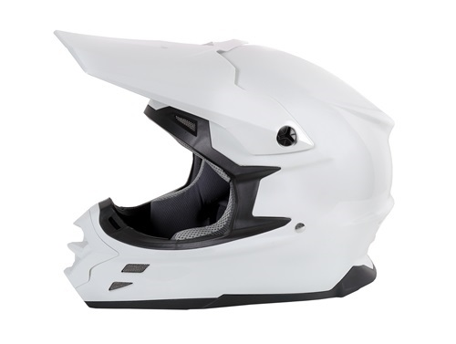 CASCO CROSS MX-FORCE MOD. MARSHAL LUSTER